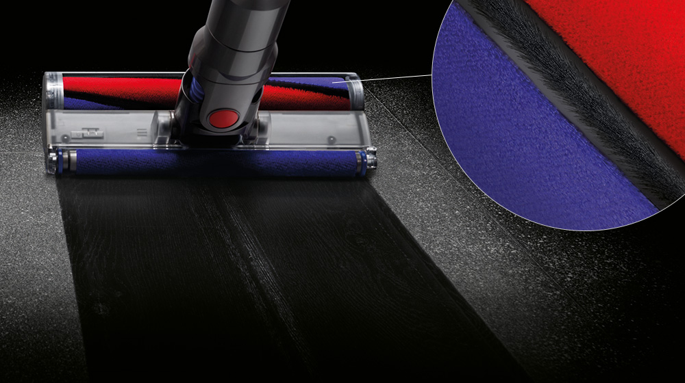 Dyson Fluffy cleaner head